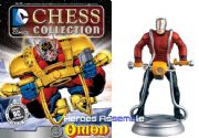 DC Chess Figurine Collection #95 Orion Forever Evil Eaglemoss